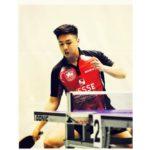 Tischtennis Leistungssportler Viet Pham Tuan im Interview