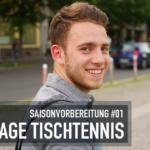 Tischtennis Saisonvorbereitung – 30 Tage YouTube