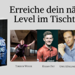 Gewinnspiel Tischtennis und Ernährung Kurs